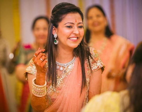 South Indian Jain Bridal Makeup