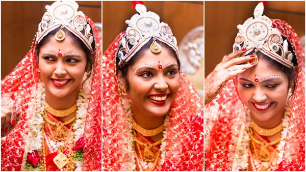 Odisha Bridal Makeup