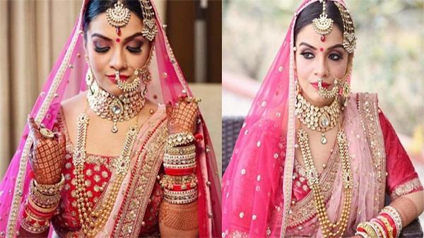 Rajasthani Bridal Makeup