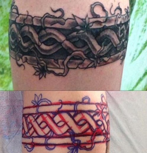 Best-armband-tattoos
