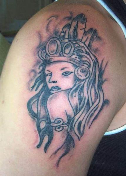 Aztec Armband Tattoos