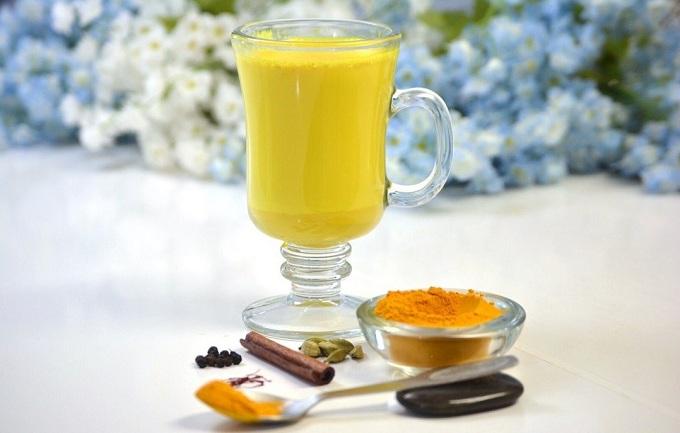 turmeric milk benefits