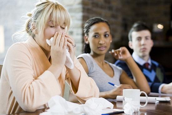 Avoid Sick People