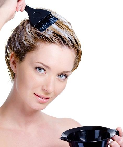 Avoid Hair Dye