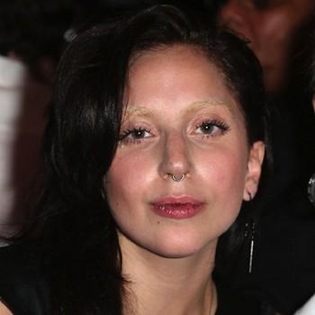 Lady Gaga without makeup13