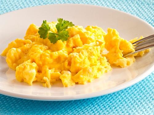 easy breakfast egg recipe