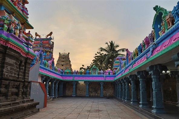 Lakshmi Narasimha Swami Temple Antarvedi