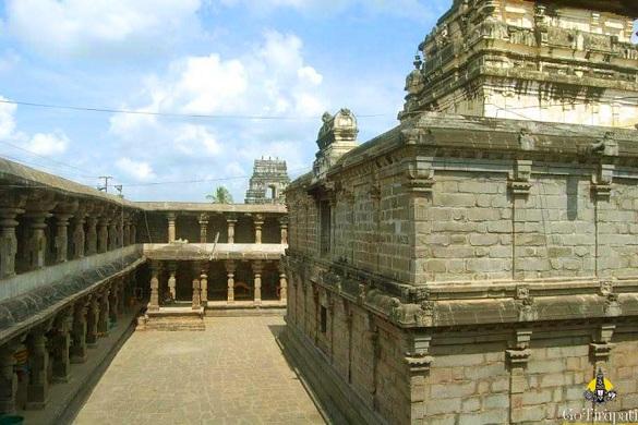 Bhimeshwara Swamy Temple Draksharamam