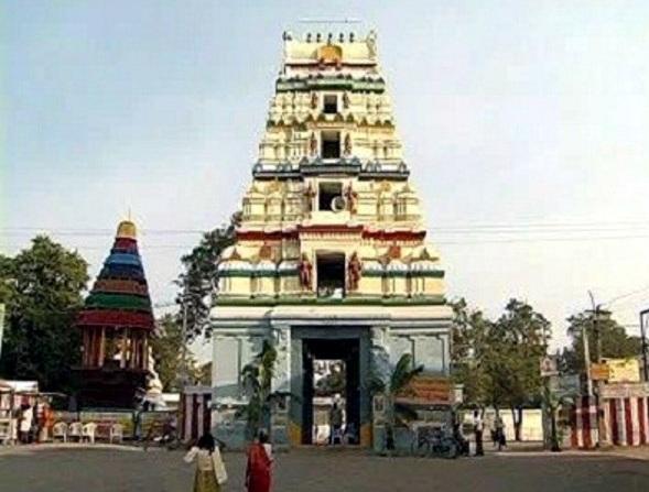 Amaralingeswara Swami Temple Amaravathi