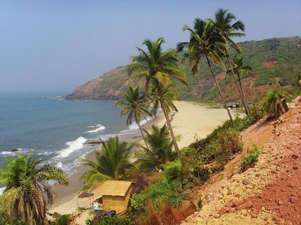 Arambol Beach For Couples