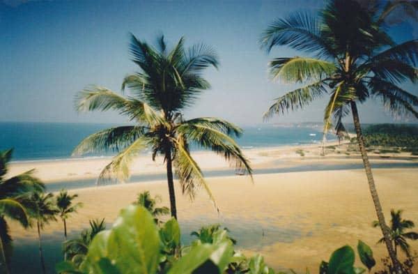 Querim Beach in Goa For Honeymoon