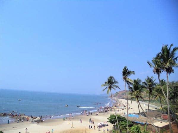 Calangute Beach For Honeymoon Couples