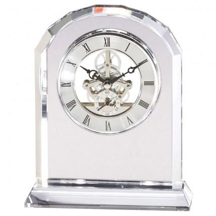 Transparent Crystal Desk Clocks