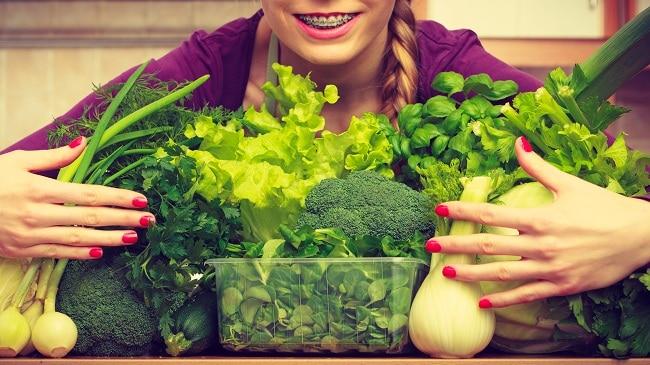 Greenleafy Vegetables 1