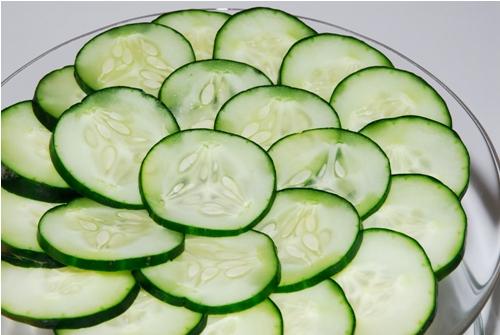 what foods burn fat - Cucumber
