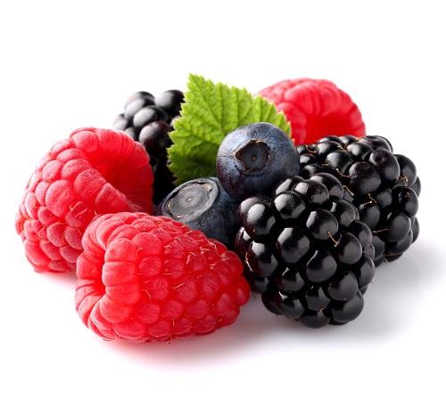 top fat burning foods - Berries