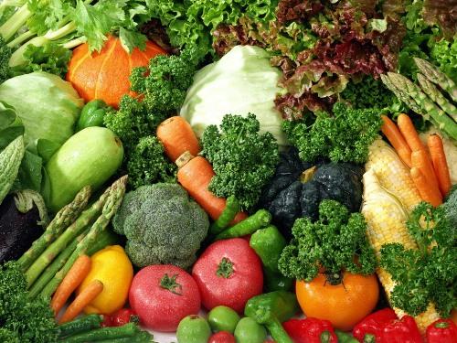 fast fat burning foods - Vegetables