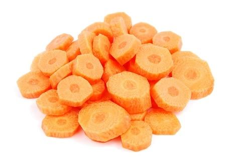 Carrots for Healthy Hair
