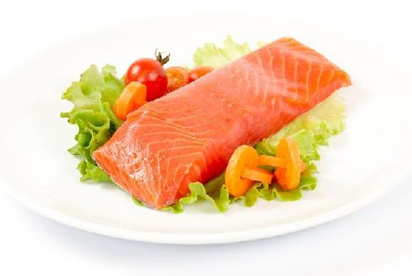 Salmon for Hair Growth