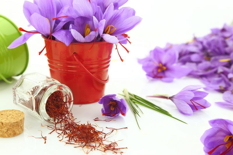 saffron uses