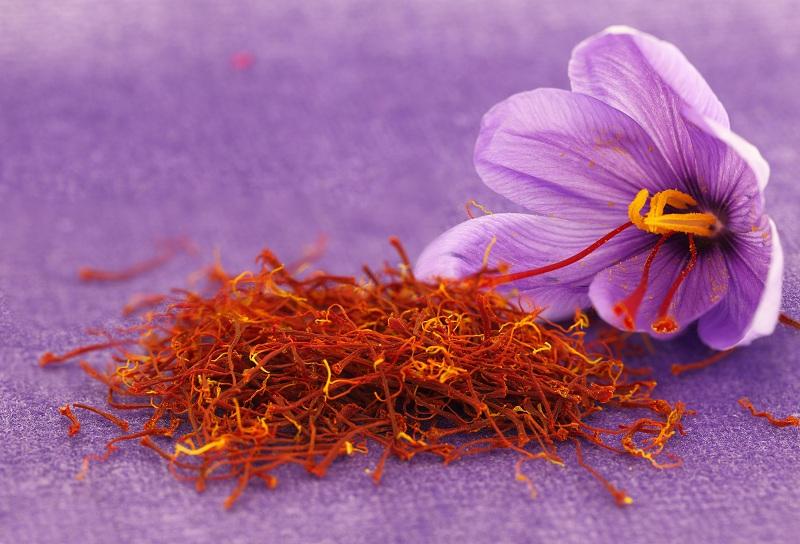 advantages of saffron