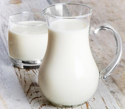 Milk for Second Trimester Diet