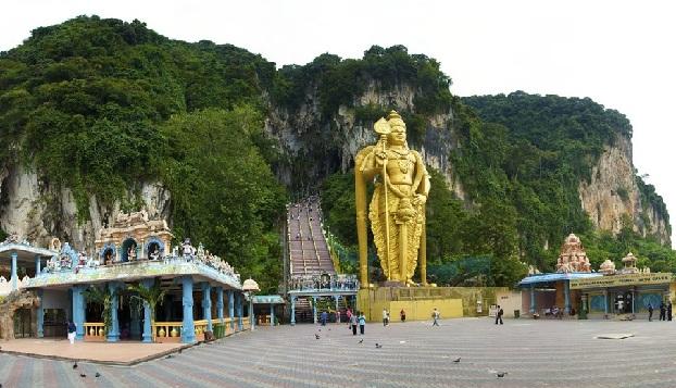 batu-caves_malaysia-tourist-places