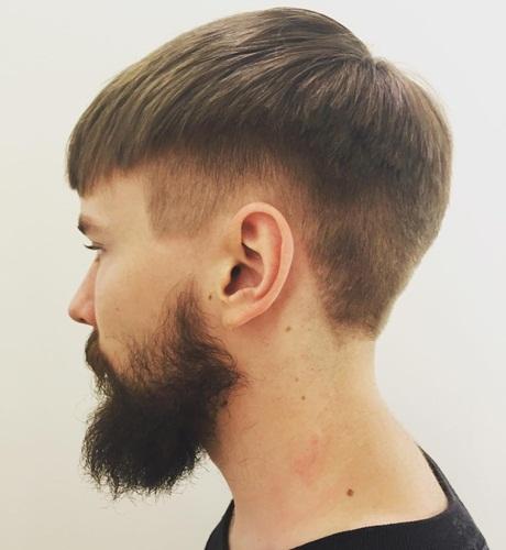 Choppy Bowl Haircut Style
