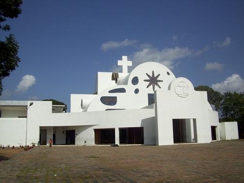 Parumala Church in Kerala