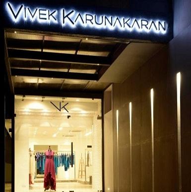Vivek Karunakaran Designer Boutique Shop