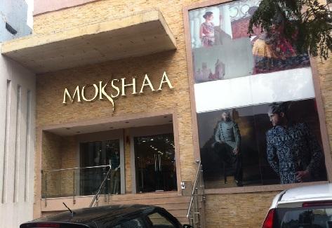 Mokshaa Designer Boutique Chennai