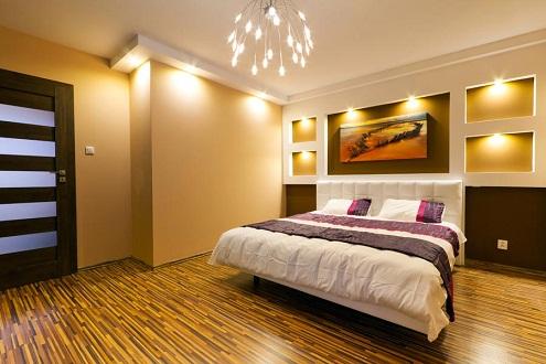 Bedroom lightings