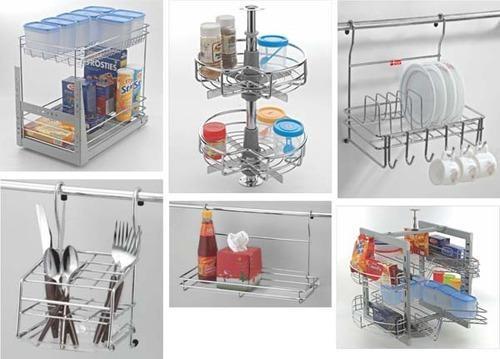 Steel Kitchen accessories