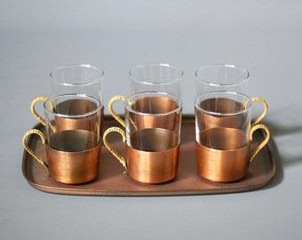 Tea set kitchen accessories