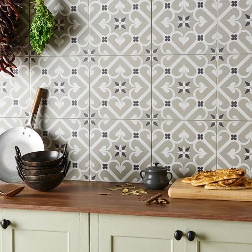Contemporary Kitchen Tiles