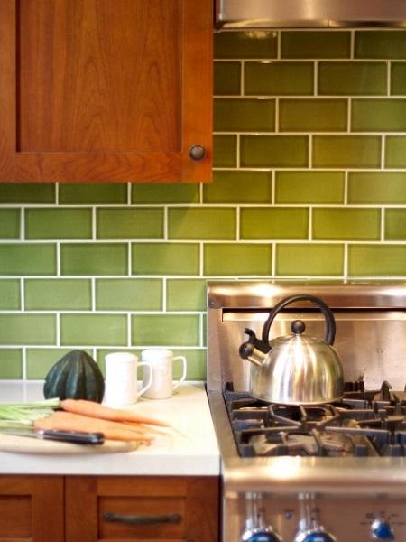 Small Kitchen Tiles Designs