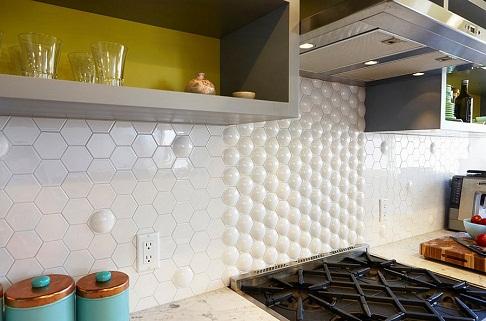 Creative Kitchen Tiles Designs