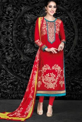 red-floral-design-dress5