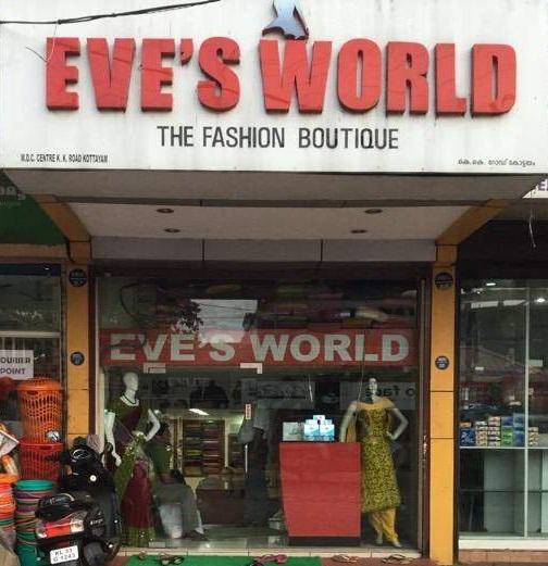 Eves Boutique Kottayam