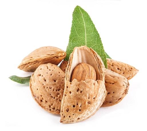 Almond diff