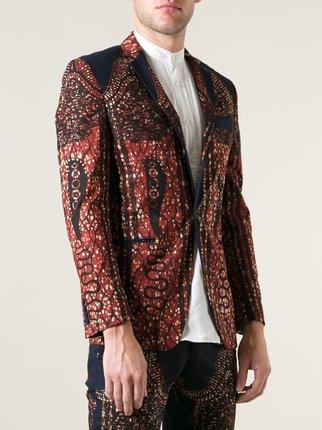 Ethnic Style Party Wear Blazer
