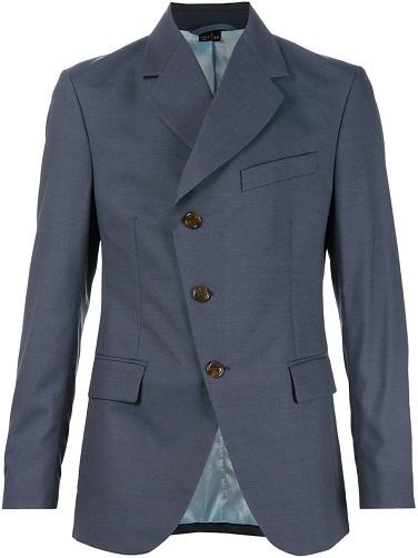 Side Buttoned Party wear Blazer