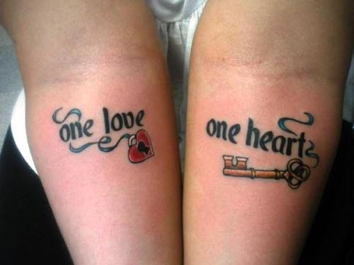 Lock and Key Tattoos 7