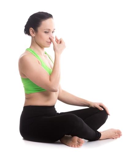 Yoga breathing exercises 3