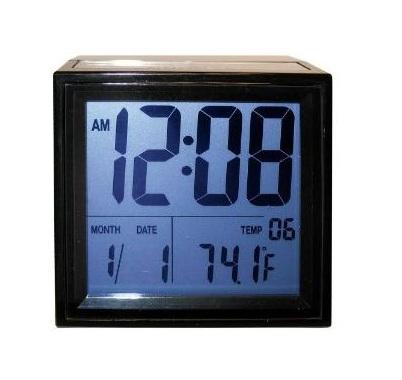 Solar Atomic Clock