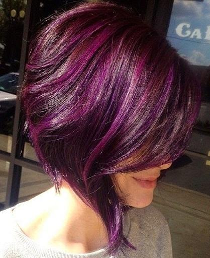 Asymmetric Fringe Haircut