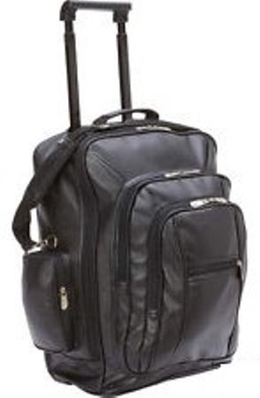 High quality Oval Shape Luggage Bag -17