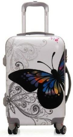 Stylish Suitcase Type Luggage Bags for Girls -3