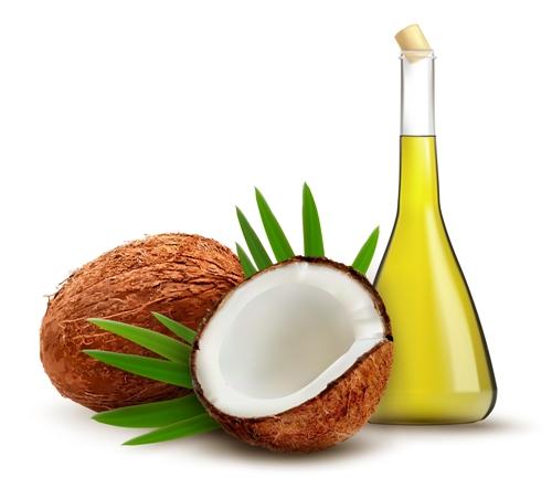 Coconut oil 4561