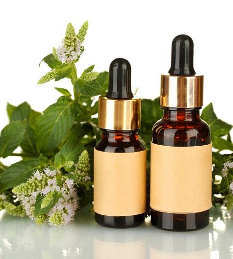 Home Remedies For Headache Peppermint Oil